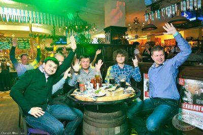 Закрытие фестиваля «Октоберфест». Выступление команды КВН «Станция Спортивная», 5 октября 2013 - Ресторан «Максимилианс» Уфа - 13