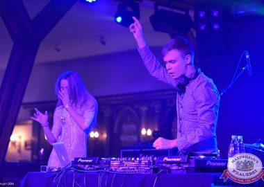 «Дыхание ночи»: DjAnton (Москва), 11апреля2014