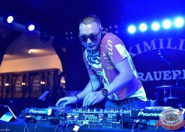 «Дыхание ночи»: DJPasha Lee(Москва), 28июня2014