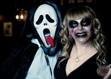 Halloween в«Максимилианс»: Первый день Шабаша. 1ноября2013
