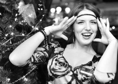Новый 2014год встиле Gatsby!
