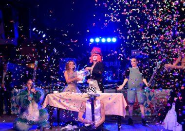 Репетиция Нового года с«Фёдор Шукшин иансамбль», 13декабря2014