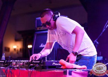 «Дыхание ночи»: DJPasha Lee(Москва), 30января2015