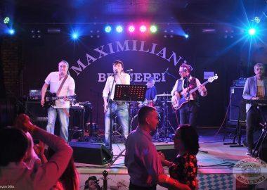 Похмельные вечеринки в«Максимилианс», 1января2014
